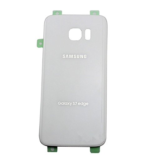 save off 15014 61cd9 Galaxy S6 Edge Back Glass Replacement - White