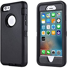 iPhone 6 : 6S 4.7 Defender Case – Black