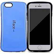 iFace Slim Defense Case (iPhone 6 Plus Blue)