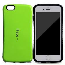 new product 6f918 f1bce iFace Slim Defense Case - iPhone 6 Plus / 6s Plus Green