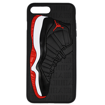 Jordan-Bred-11-iPhone-Case