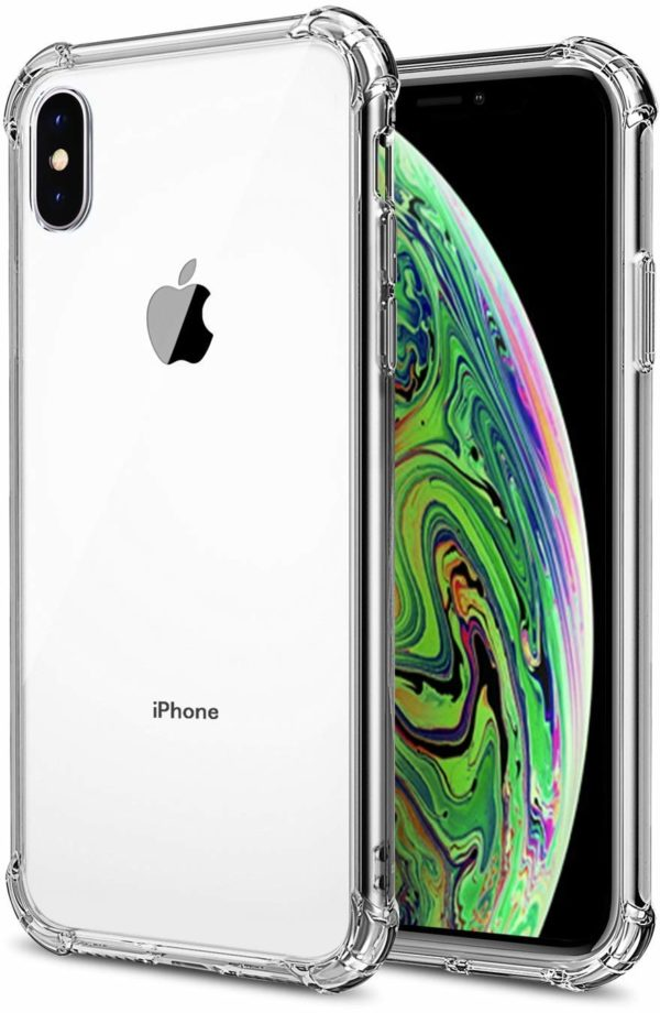 Clear case XS Max 1