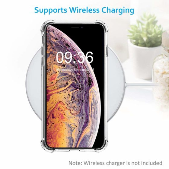 Clear case XS Max 4