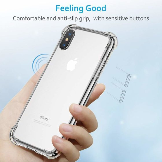 Clear case XS Max 6