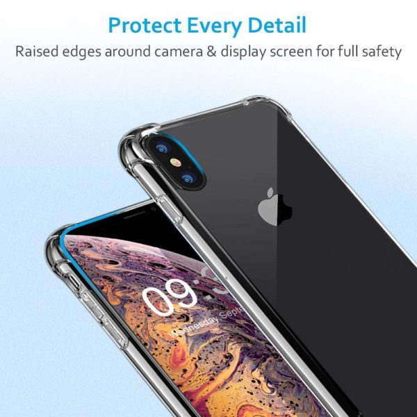 Clear case XS Max 8