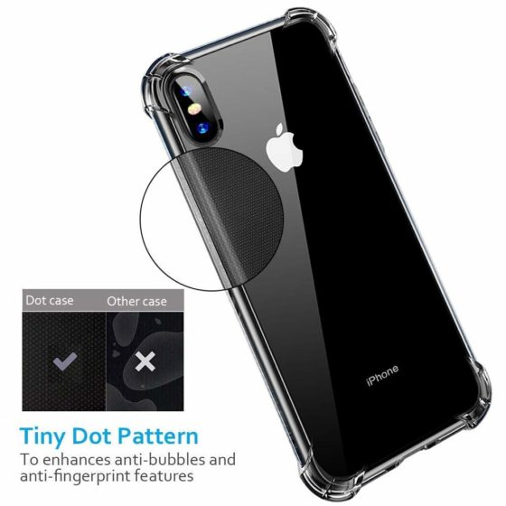 Clear case XS Max 9