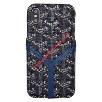 goyard-logo-card-case-iphone-cases-blue-1